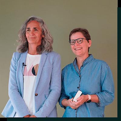 Kathrine B. & Anette K.